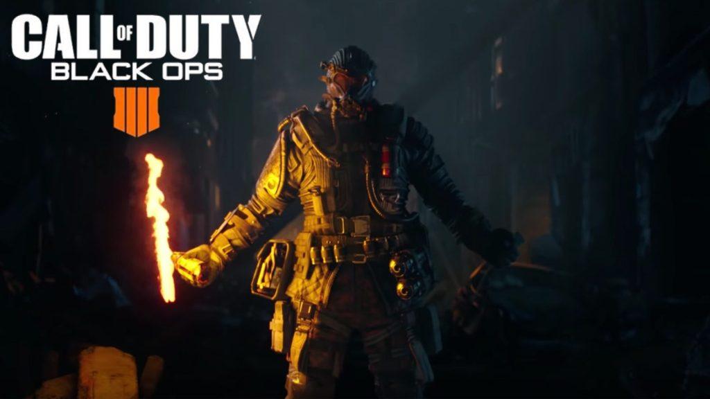 Mocap Call of Duty TJ Storm
