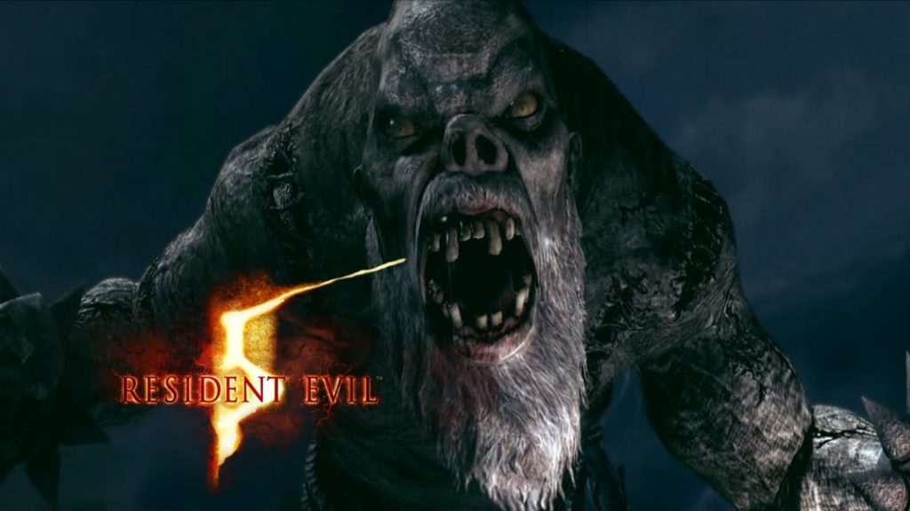 Resident Evil Mocap TJ Storm