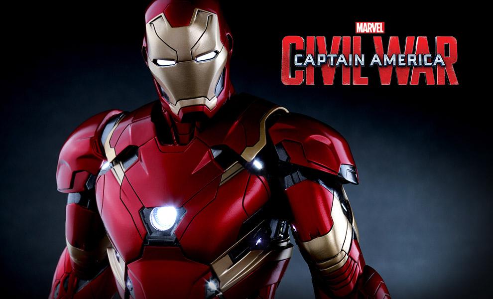Iron Man Mocap TJ Storm