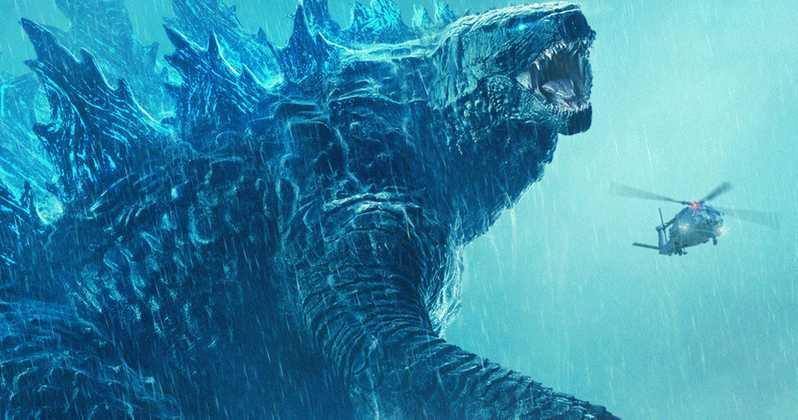 TJ Storm as Godzilla